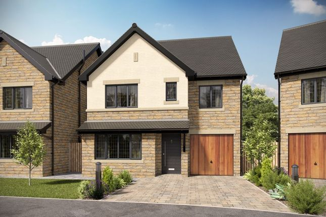 Thumbnail Detached house for sale in The Ribchester Pennine View, Westhoughton, Bolton
