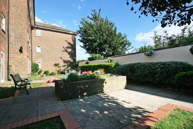 Communal Gardens of Norfolk Road, Littlehampton BN17