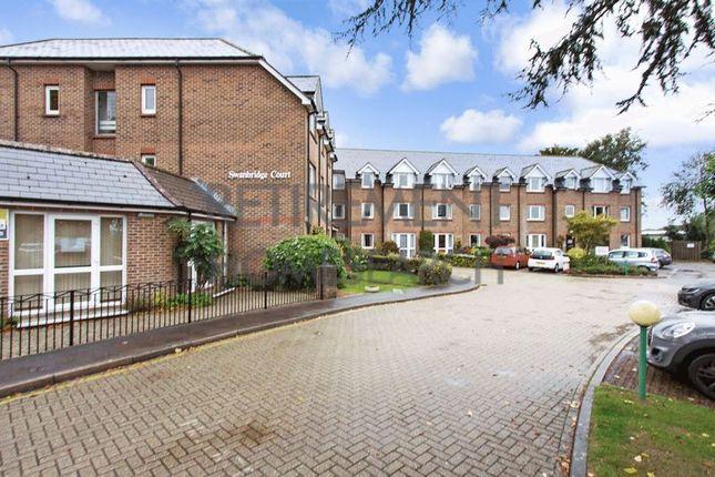 Thumbnail Flat for sale in Swanbridge Court, Dorchester