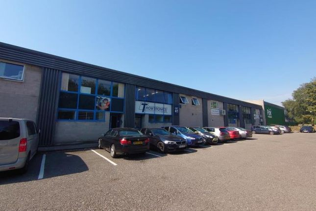 Thumbnail Industrial to let in Unit 41, South Hampshire Industrial Park, Brunel Road, Totton