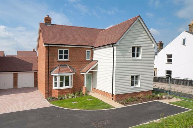 Thumbnail Detached house for sale in Plot 1 Orchard Green, Faversham, Kent