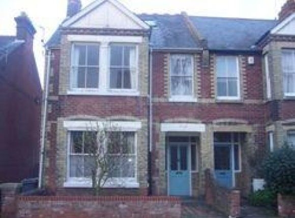 Thumbnail Semi-detached house to rent in Nunnery Road, Canterbury, Kent