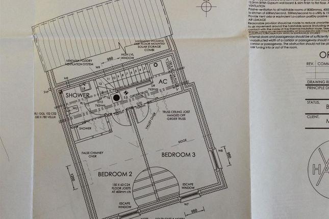 First Floor Plan of Maenclochog, Clynderwen SA66