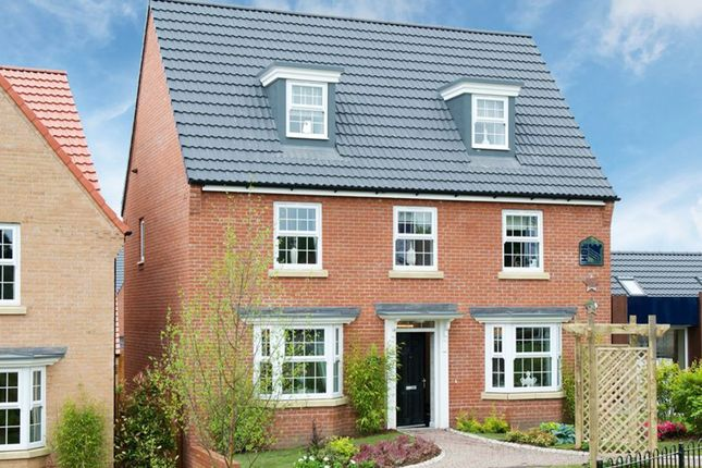 "Thumbnail Detached house for sale in ""Emerson"" at Lowfield Road, Anlaby, Hull"