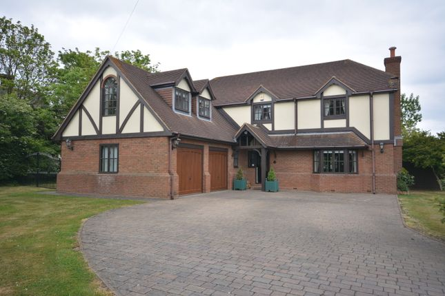 Thumbnail Detached house for sale in North Road, South Ockendon