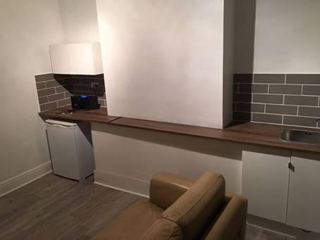 Studio to rent in Flat 1, Nowell View, Leeds
