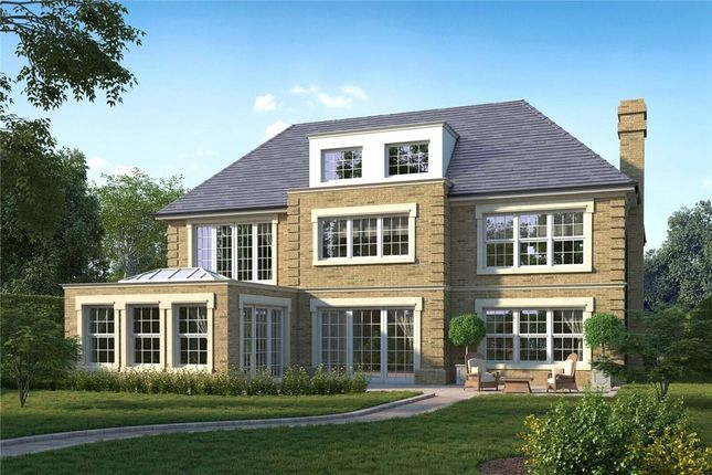 Thumbnail Detached house for sale in Camp Road, Gerrards Cross, Buckinghamshire.