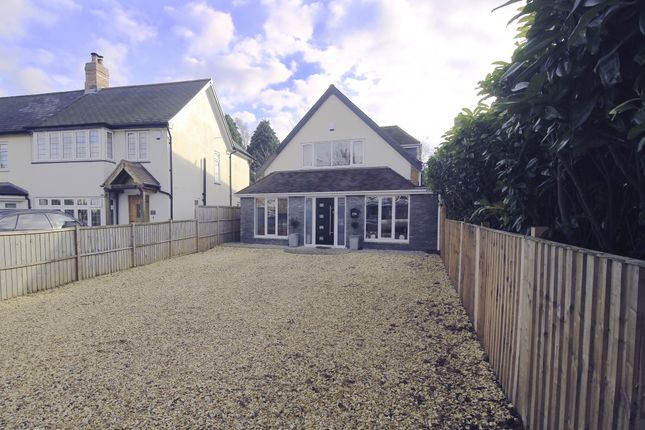 Thumbnail Detached house for sale in Sharmans Cross Road, Solihull