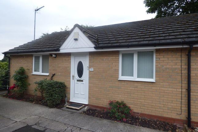Thumbnail Semi-detached bungalow to rent in St Johns Court, Clough Road, Hull