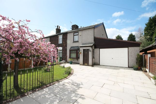Thumbnail End terrace house for sale in Manchester Road, Blackrod, Bolton
