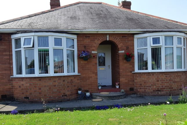 Thumbnail Detached bungalow for sale in Burradon Road, Annitsford, Northumberland
