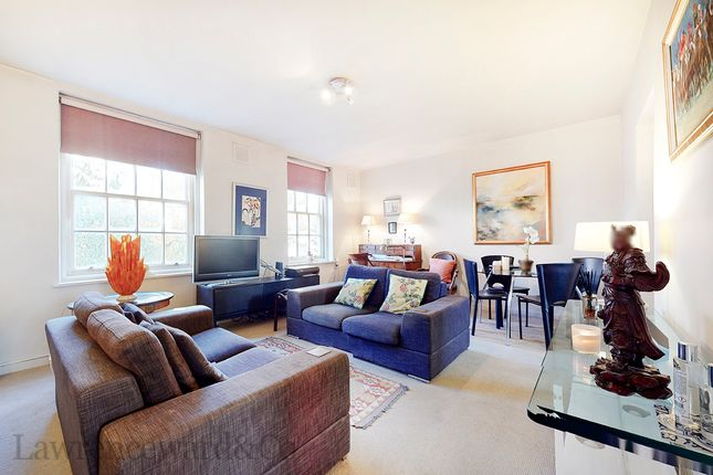 Thumbnail Flat for sale in Vicarage Crescent, Battersea