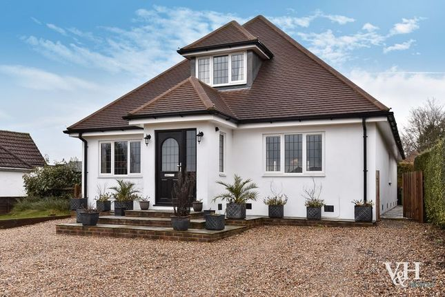 Thumbnail Detached bungalow for sale in Crabtree Lane, Bookham, Leatherhead