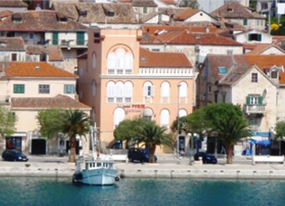 A Seafront Hotel In Makarska, Makarska Old Center, Croatia