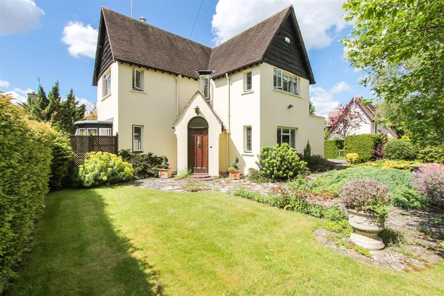 Thumbnail Detached house for sale in Painswick Road, Cheltenham