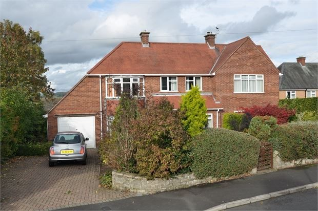 Detached house for sale in Dukes Road, Hexham, Northumberland.