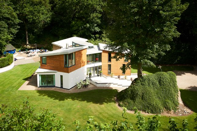 Thumbnail Detached house for sale in The Lighthouse, Great Woodford Drive, Plympton
