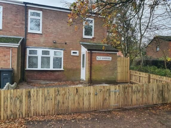 Thumbnail End terrace house for sale in Flax Gardens, Birmingham, West Midlands