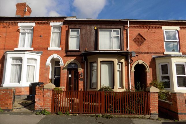 Thumbnail Terraced house for sale in Ebenezer Street, Langley Mill, Nottingham, Derbyshire