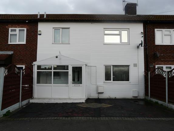 Thumbnail Terraced house for sale in Benson Street, Alvaston, Derby, Derbyshire