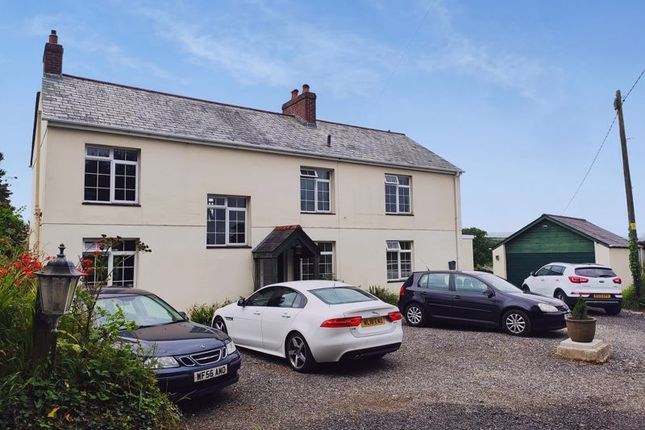 Thumbnail Detached house for sale in Roche, St. Austell