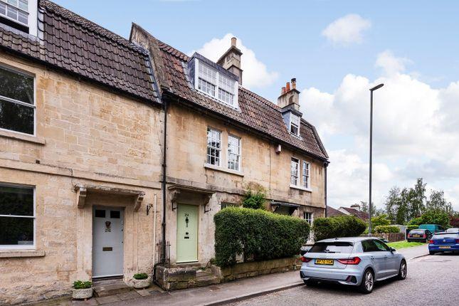 3 bed terraced house for sale in High Street, Batheaston BA1