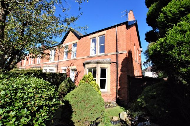4 bed end terrace house for sale in Wylam Wood Road, Wylam NE41