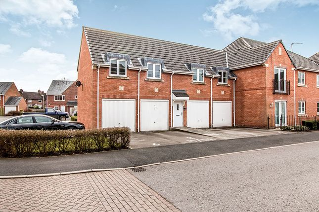 Thumbnail Flat to rent in Marion Drive, Mobberley, Knutsford