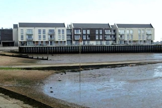 Thumbnail Flat to rent in Waterside Marina, Brightlingsea, Colchester