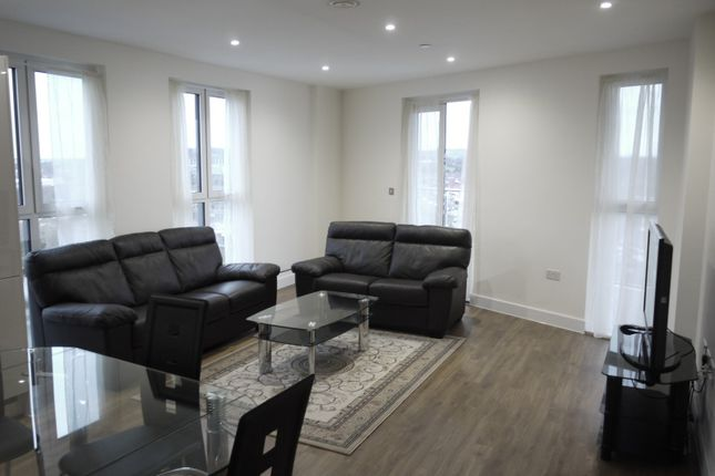 Thumbnail Flat to rent in Venice House, Ealing Road, Alperton