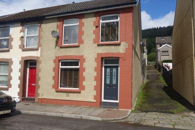 Thumbnail Terraced house for sale in Ynysfeio Avenue, Treherbert
