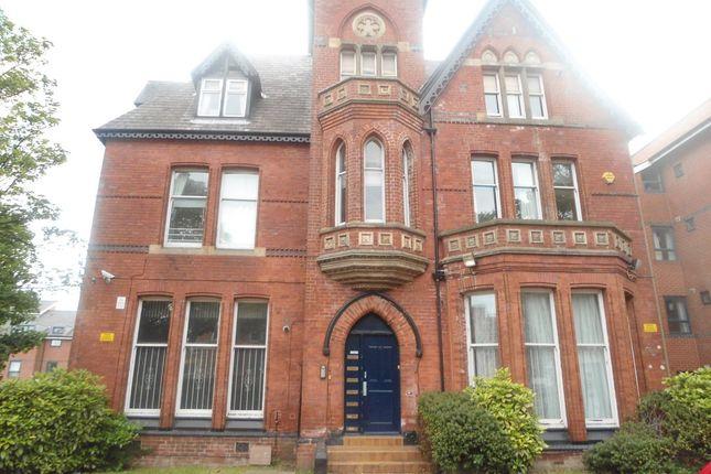Thumbnail Flat to rent in Clarendon Road, Leeds