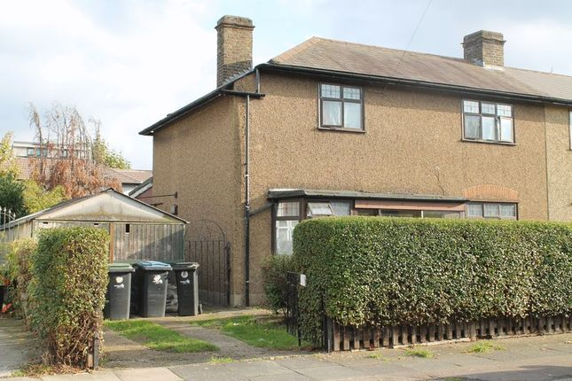 Thumbnail Semi-detached house for sale in Aberdare Road, Enfield