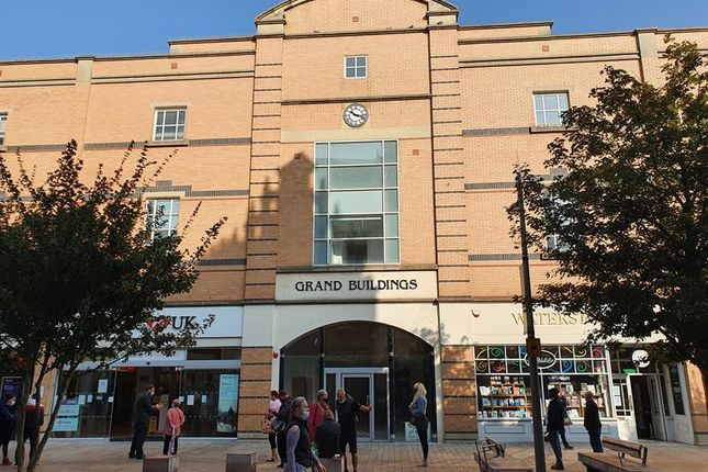 Thumbnail Retail premises to let in Grand Buildings, Jameson Street, Hull