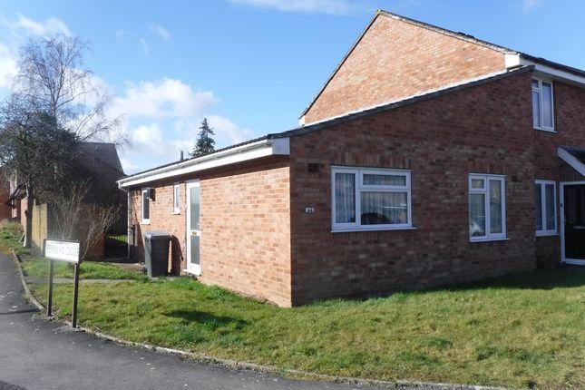 Thumbnail Terraced bungalow to rent in Ingram Road, Melksham, Melksham, Wiltshire