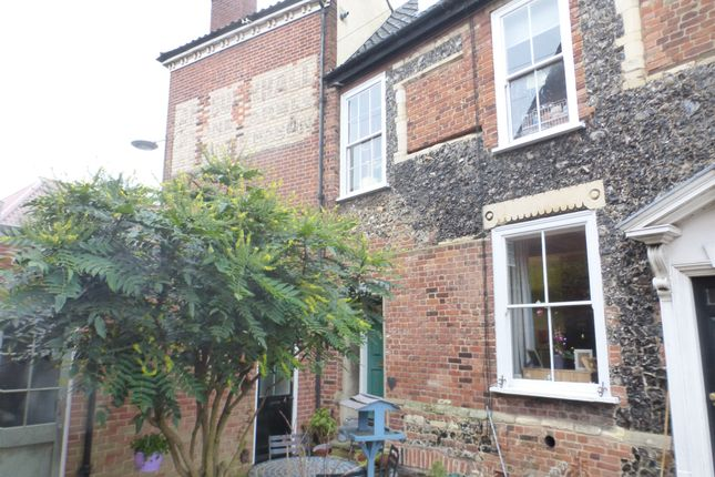 Thumbnail Town house for sale in Stonemasons Court, St. Augustines Street, Norwich