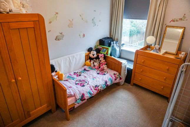 Bedroom of Jones Cottages, Victoria Road, Rushden NN10