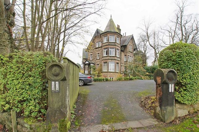 Thumbnail Flat to rent in York Road, Harrogate, North Yorkshire
