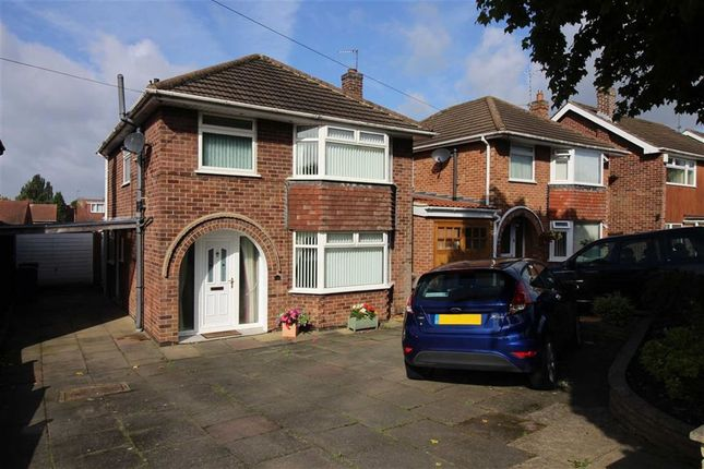 Thumbnail Detached house for sale in Oakover Drive, Allestree, Derby