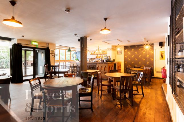 Thumbnail Restaurant/cafe to let in Park Mews, Park Road, London