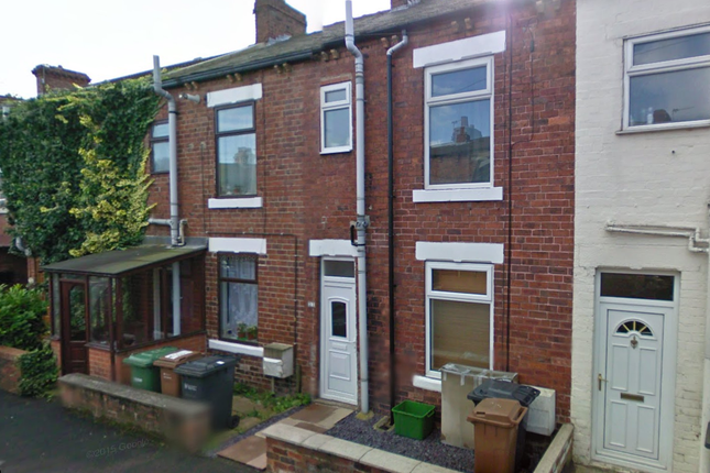 Thumbnail Terraced house to rent in Cross Park Street, Horbury