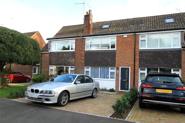 Thumbnail Terraced house to rent in Robyns Way, Sevenoaks, Kent