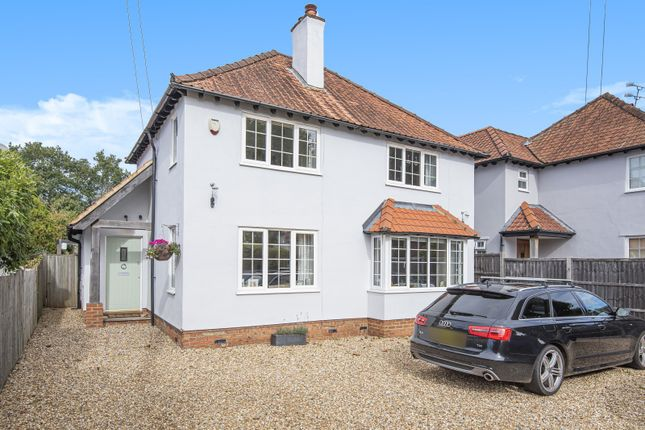 Thumbnail Detached house for sale in Bridgefield, Farnham