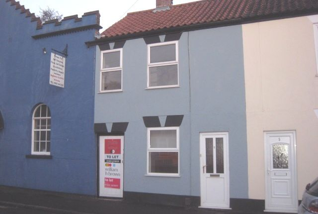 Thumbnail Terraced house for sale in Bull Close, Norwich