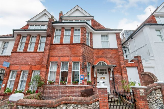 Thumbnail Terraced house for sale in South Cliff Avenue, Eastbourne