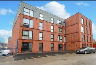 Thumbnail Flat for sale in Camden Drive, Birmingham