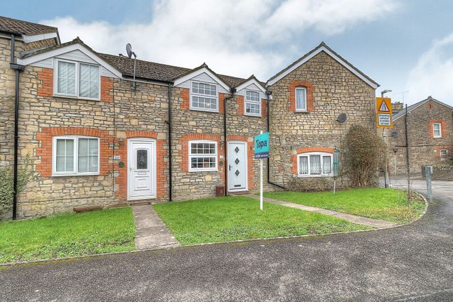 2 bed terraced house for sale in Vineys Yard, Bruton BA10