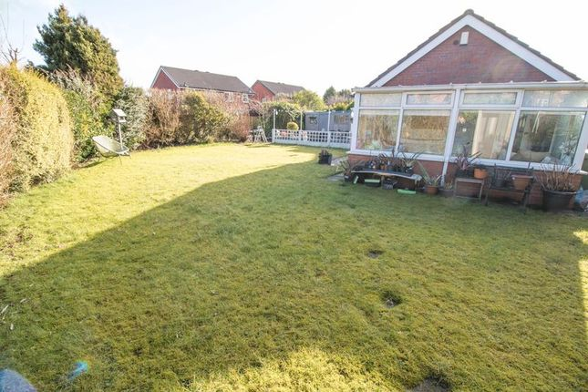 Thumbnail Detached bungalow for sale in Weavers Green, Farnworth, Bolton