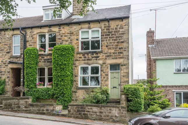 Thumbnail End terrace house for sale in Lemont Road, Totley Rise, Sheffield
