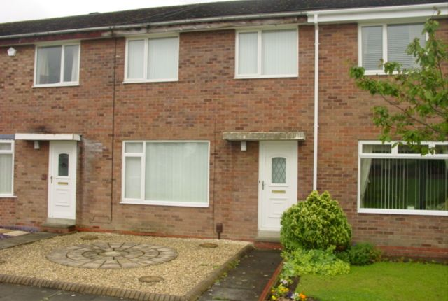 Thumbnail Terraced house to rent in Chesterholm, Sandsfield Park, Carlisle